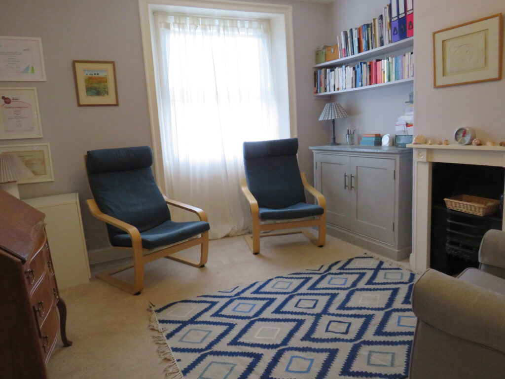 Therapy room in Ilminster